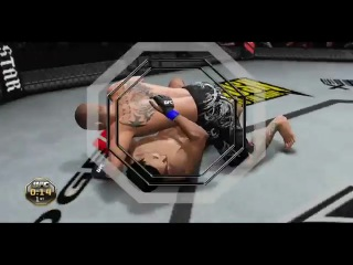 UFC Undisputed 3 Gameplay - Donald Cerrone vs. Benson Henderson